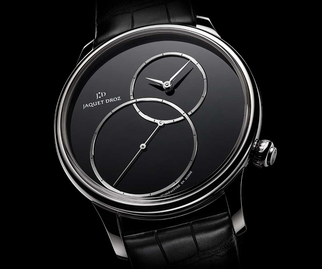 Grande Seconde Off-Centred Onyx