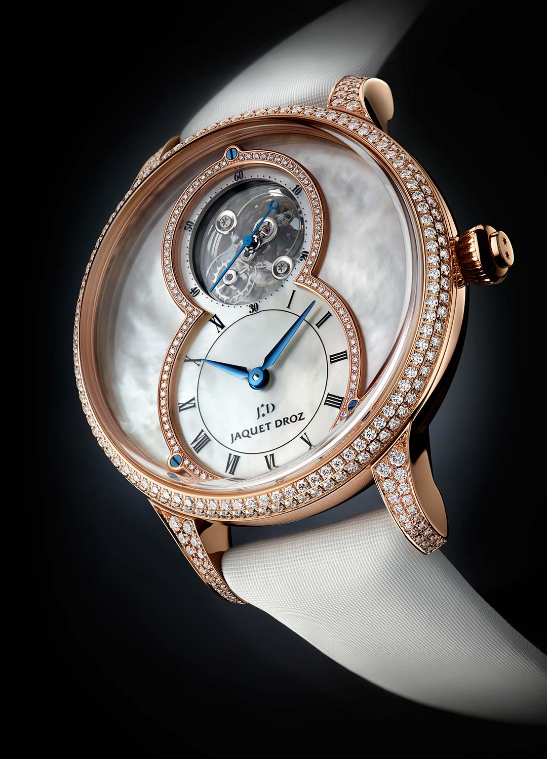 Baselworld 2017 Preview: Grande Seconde Tourbillon Mother-of-pearl