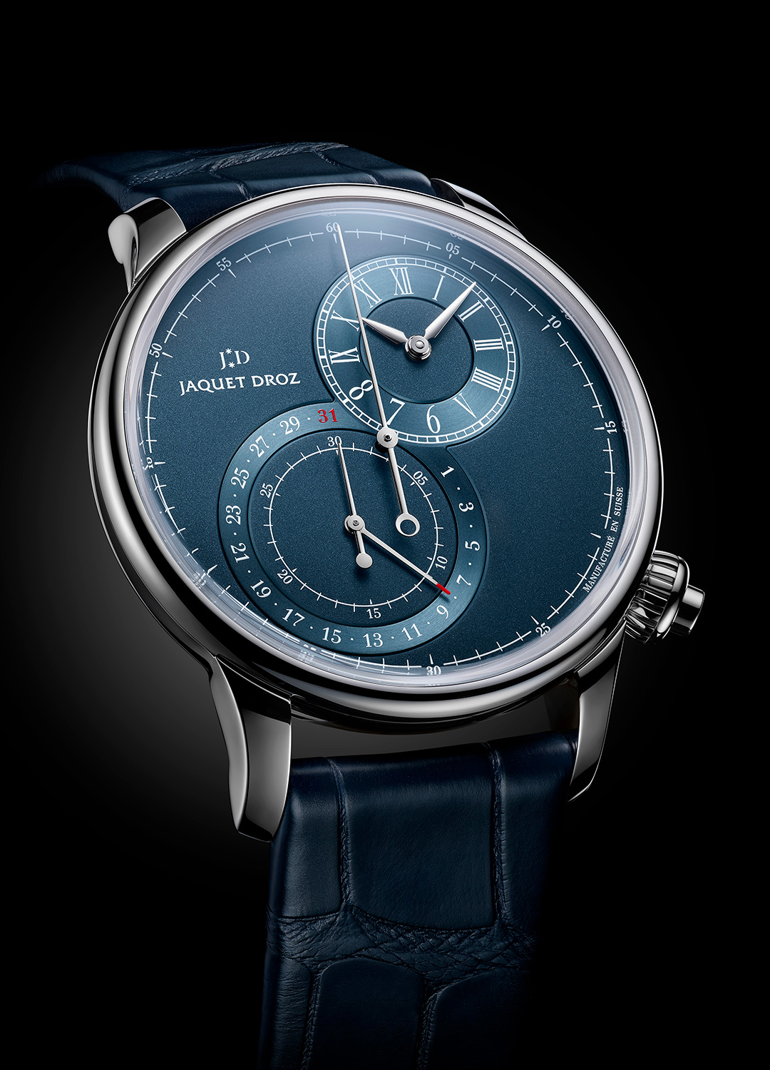 Grande Seconde Chronograph